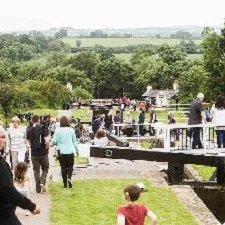foxton locks festival