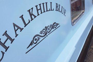Chalkhill Blue exterior