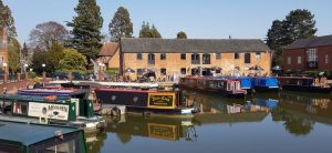 Union Wharf Marina Market Harborough home of Boutique Narrowboats 2