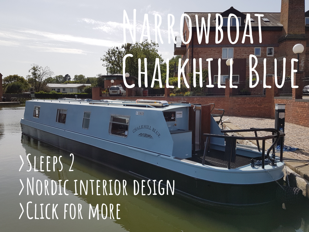 Chalkhill Blue at Union Wharf for hire